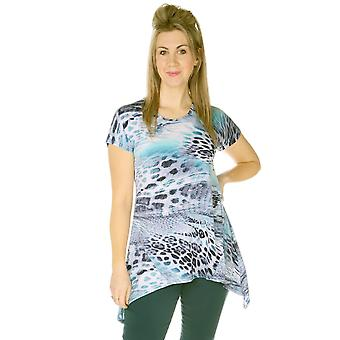 MARBLE Tunic 4966 Blue