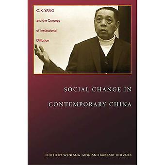 Mudança social na China contemporânea: C. K. Yang e o conceito de divulgação institucional