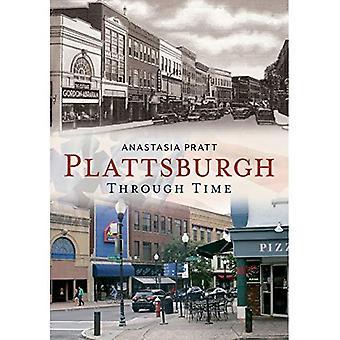 Plattsburgh:: Through Time (America Through Time)