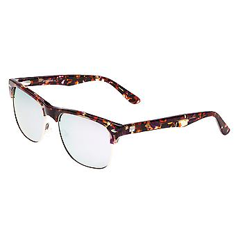 Sixty One Waipio Polarized Sunglasses - Brown-Pink Tortoise/Light Pink