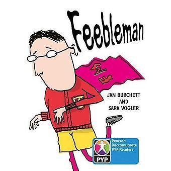 PYP L7 Feebleman singolo (Pearson baccalaureato PrimaryYears Programme)