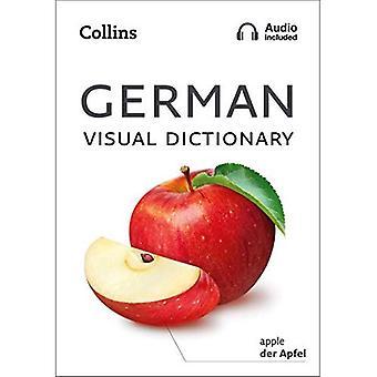 Collins Dizionario illustrato tedesco