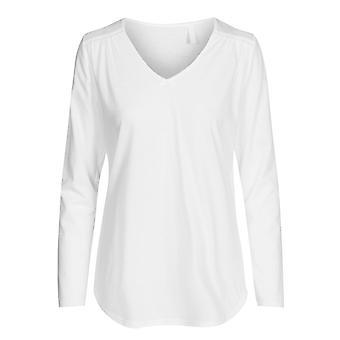 Haut de Pyjama coton Casual Smart Rosch 1884158 féminin