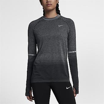 ナイキドリフィットニットトップランニング885234060は、すべての年の女性のTシャツを実行しています