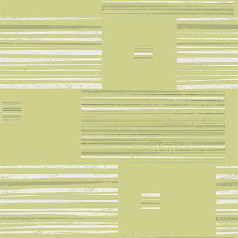 Stripe Wallpaper Striped Green Shiny Silver Luxury Textured Vinyl Debona