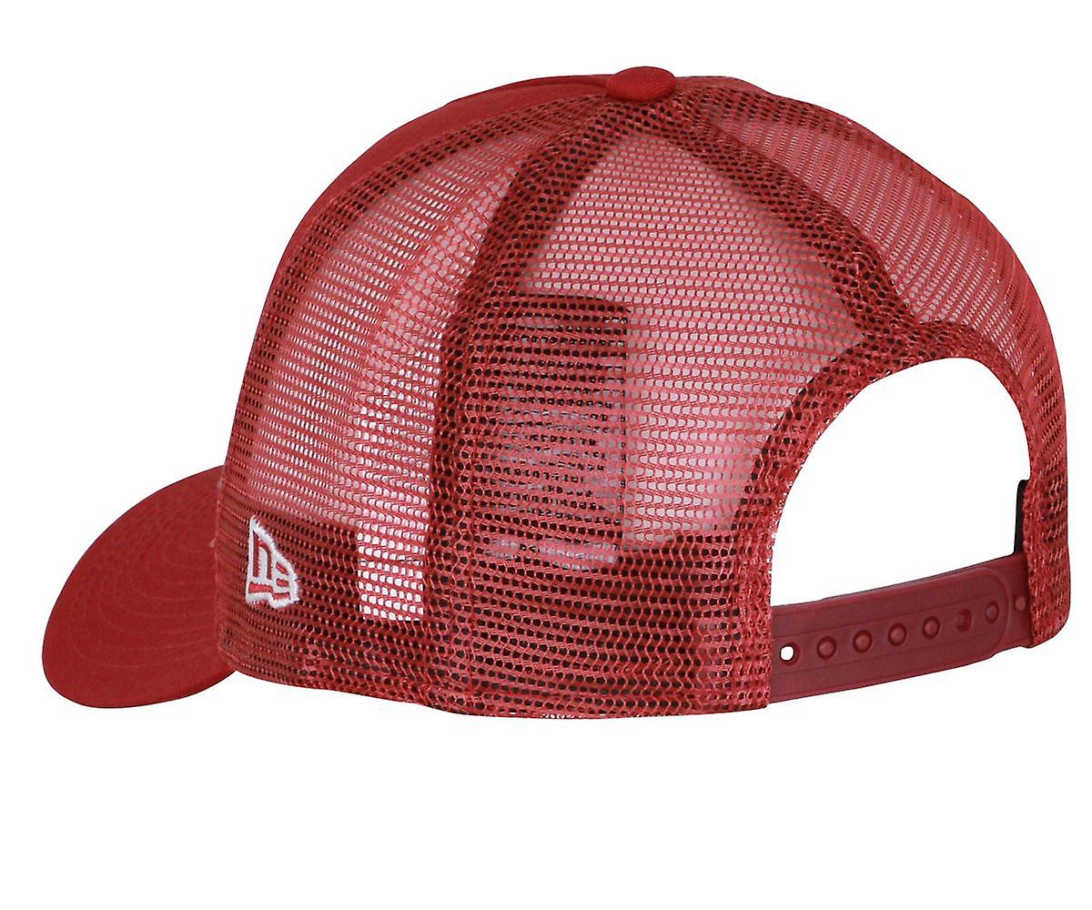 New Era NBA Essential Trucker Snapback Cap ~ Philadelphia 76ers