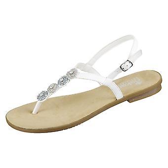 Rieker 6420180 universelle sommer kvinner sko