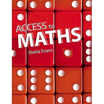 Access to Maths