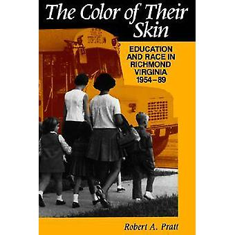 El Color de su piel - Educación y carrera en Richmond - Virginia-
