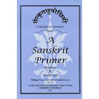 Samskrta-Subodhini - A Sanskrit Primer by Madhav M. Deshpande - 978089