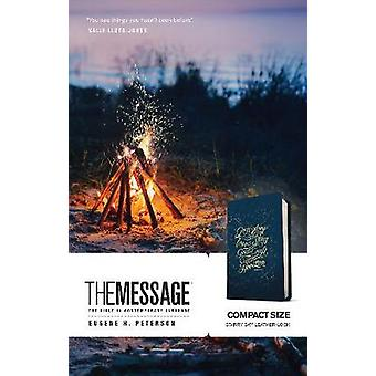 The Message Compact by Eugene H Peterson - 9781631467219 Book