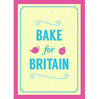 Bake for Britain - 9781849536868 Book