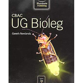 Cbac Ug Bioleg by Gareth Rowlands - 9781908682376 Book