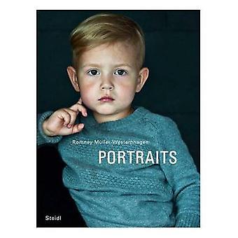 Romney Muller-Westernhagen - Portraits by Romney Muller-Westernhagen -