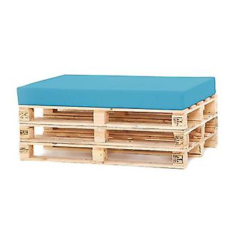 Gardenista® Turquoise Water Resistant Seat Pad for Pallet Furniture Seating