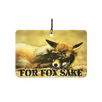 For Fox Sake Car Air Freshener