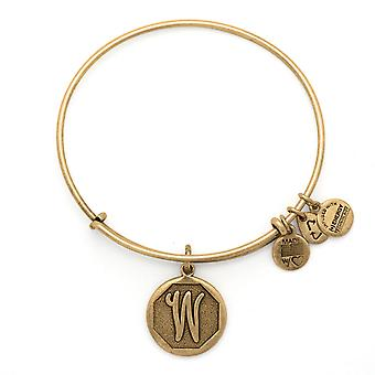 أليكس واني الأولي W الذهب Bangle A13EB14WG