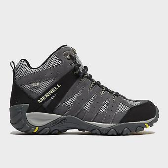 New Merrell Men's Accentor 2 Waterproof Walking Boots Grey