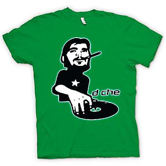 Womens T-shirt - DJ Che Cool Retro mischen