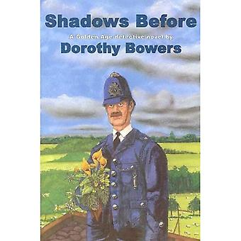 Shadows Before (Golden Age Detective Novels)