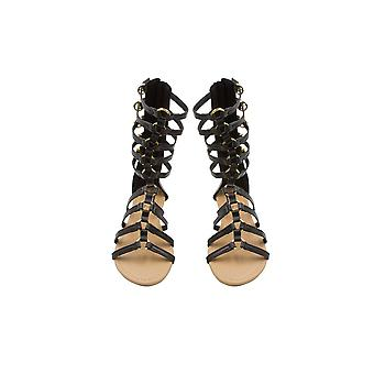 Sara Z dames Lace up Gladiator sandaal