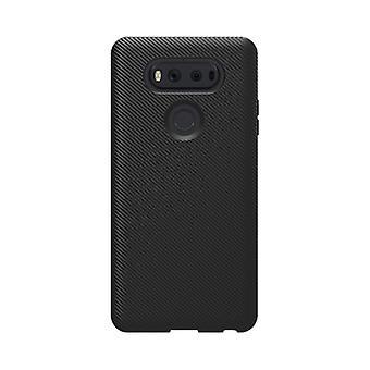 Verizon Textured Silicone Case for LG V20 - Black