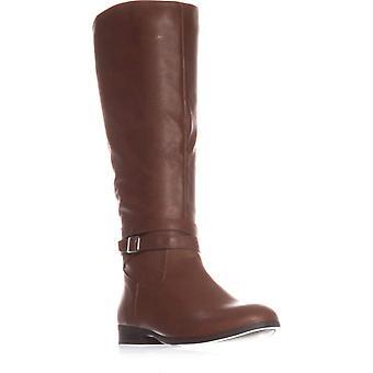 Stil & co kvinners Keppur lukket tå mote knehøye Boots