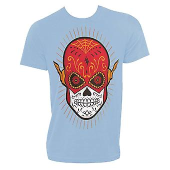 Flash Sugar Skull Men's T-Shirt