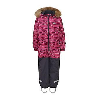 ليغو ارتداء ملابس الاطفال ملابس الثلج جوزيفين | وردي داكن