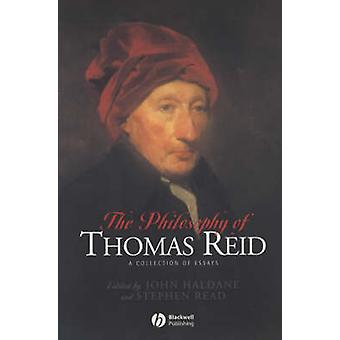 Philosophy of Thomas Reid by Haldane