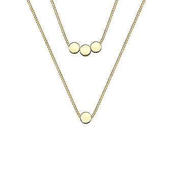 Elli (ELJW5) Necklace with Silver Silver Silver Pendant Sterling 925
