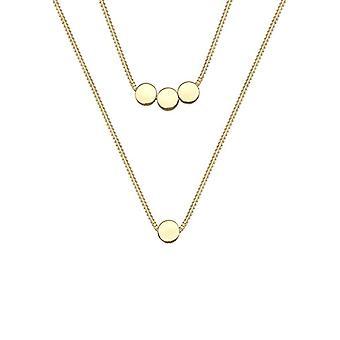Elli (ELJW5) halskjede med Silver Silver sølv anheng Sterling 925