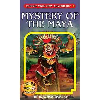 Mystery of the Maya by Choose Your Own Adventure - R. A. Montgomery -