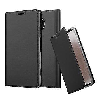 Cadorabo case for Nokia Lumia 950 XL case cover - phone case with magnetic clasp, stand function and card compartment – Case Cover Protective case case Book Folding Style