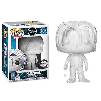 Ready Player One Parzival Translucent US Pop! Vinyl