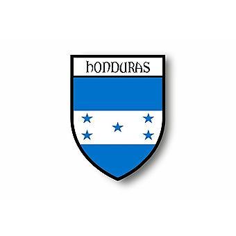 Sticker Adesivo Moto Auto Blason City Honduras Bandiera Honduras