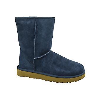 UGG Classic Short II 1016223-NAVY Womens winter boots