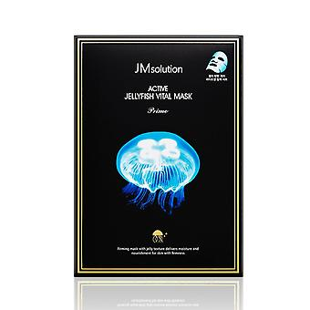 JMSolution aktiv Jellyfish vital Mask Prime (30ml x 10ea)