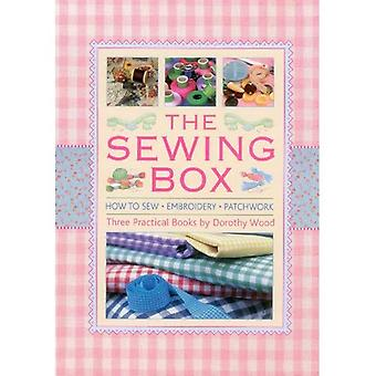 The Sewing Box: How to Sew - Embroidery - Patchwork Three Practical Books