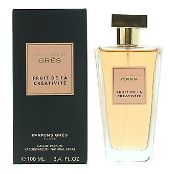 Gres Parfums Cabotine Fruit de La Créativité Eau de Parfum 100ml EDP Spray