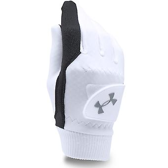 Under Armour Womens ColdGear Winter Synthetic Leather Golf Gloves Pair - RH