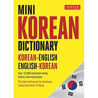 Mini Korean Dictionary by SeongChui Shin