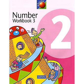 1999 Abacus Year 2  P3 Workbook Number 3 8 pack