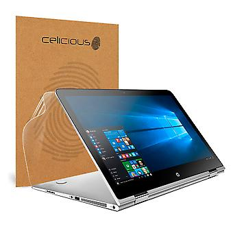 Celicious Impact Anti-Shock Shatterproof Screen Protector Film Compatible with HP Spectre x360 15t AP012DX