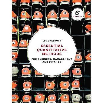 Métodos cuantitativos esenciales