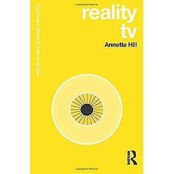 Reality TV (keskeiset ideat mediassa & kulttuuri tutkimuksissa)