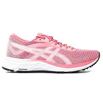 Asics Gel Excite 6 Twist Womens Ladies Running Trainer Shoe Pink/White