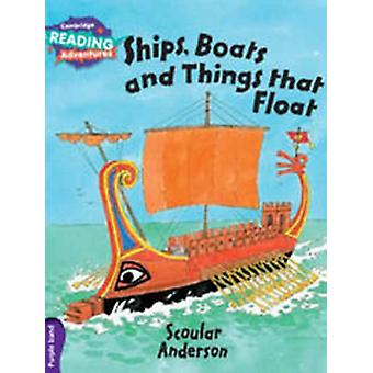 Ships Boats and Things that Float Purple Band by Anderson & Scoular