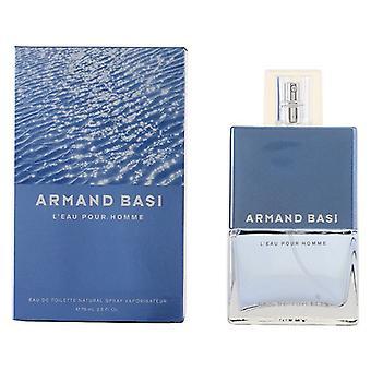 Men's Perfume L'eau Pour Homme Armand Basi EDT/75 ml