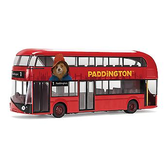 Wrightbus New Routemaster Paddington Bear Diecast Model